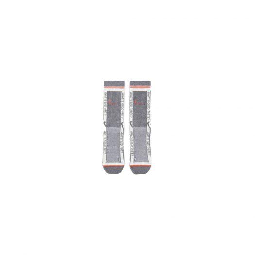 OFF-WHITE x Nike Socks Grey/Orange