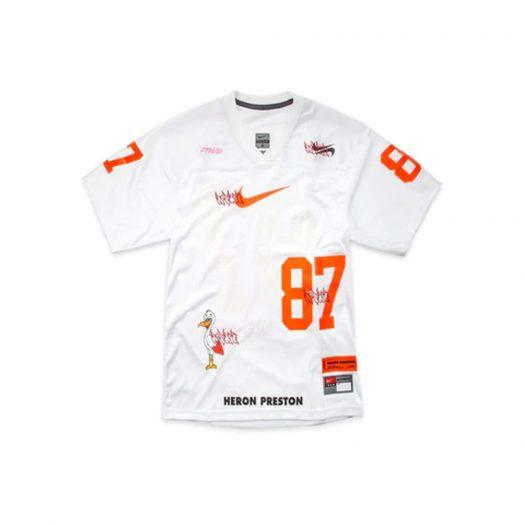 Nike x Heron Preston Oversized Jersey White