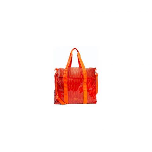 adidas Ivy Park Beach Tote Bag Solar Orange/Acid Orange