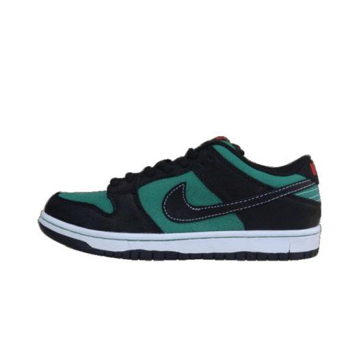 Nike Dunk SB Low Pine Green Black