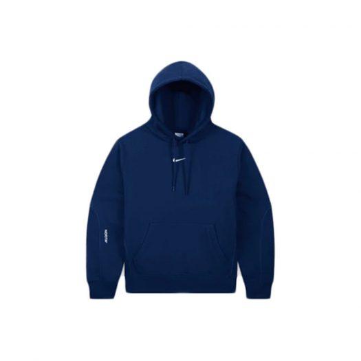 Nike x Drake NOCTA Cardinal Stock Hoodie Navy