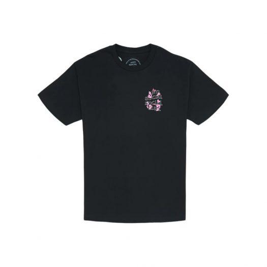 Anti Social Social Club Sugar High T-Shirt Black