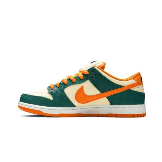 Nike Dunk SB Low Legion Pine Kumquat