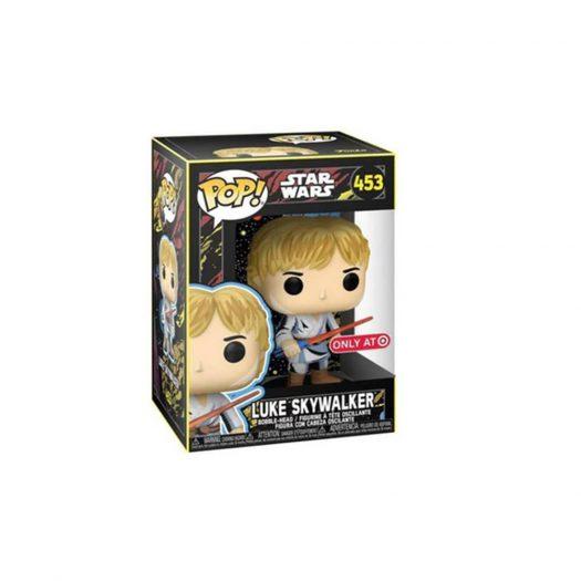 Funko Pop! Star Wars Luke Skywalker Retro Series Target Exclusive Figure #453