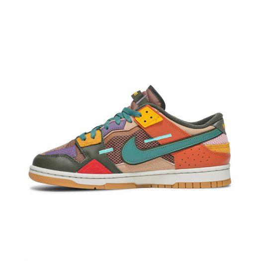 Nike Dunk Scrap Archeo Brown