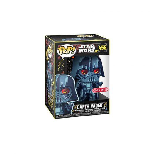 Funko Pop! Star Wars Darth Vader Retro Series Target Exclusive Figure #456