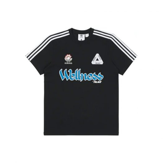 Palace x adidas Palaste T-shirt Black