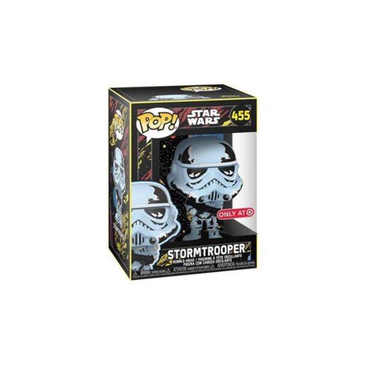 Funko Pop! Star Wars Stromtrooper Retro Series Target Exclusive Figure #455