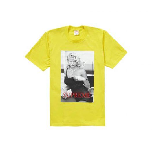 Supreme Anna Nicole Smith Tee Lemon