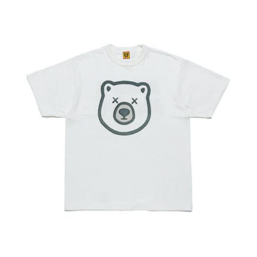 Human Made x KAWS #5 T-shirt White