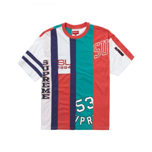 Supreme Reconstructed S/S Top Red