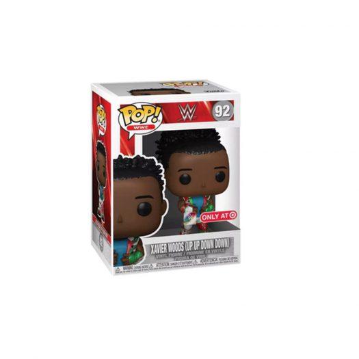 Funko Pop! WWE Xavier Woods (Up Up Down Down) Target Exclusive Figure #92