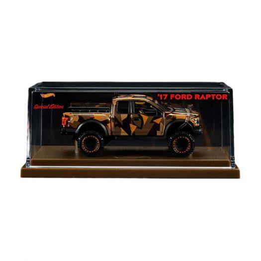 Hot Wheels HWC 17' Ford Raptor