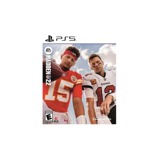 EA PS5 Madden NFL 22 Video Game