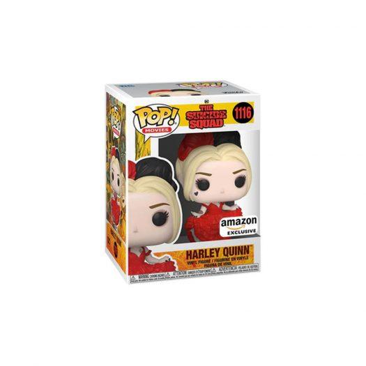 Funko Pop! Movies Suicide Squad Harley Quinn Amazon Exclusive Figure #1116