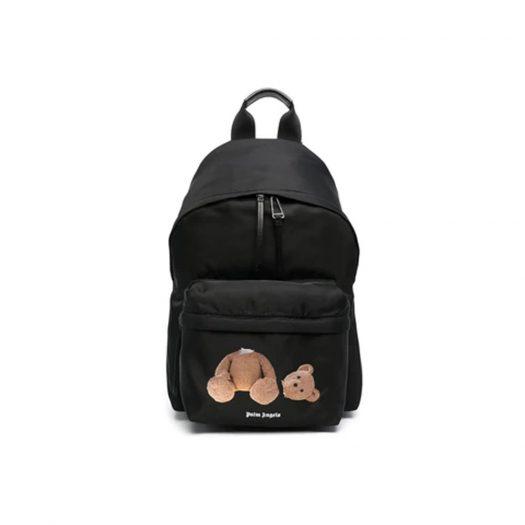 Palm Angels Bear-motif Backpack Black