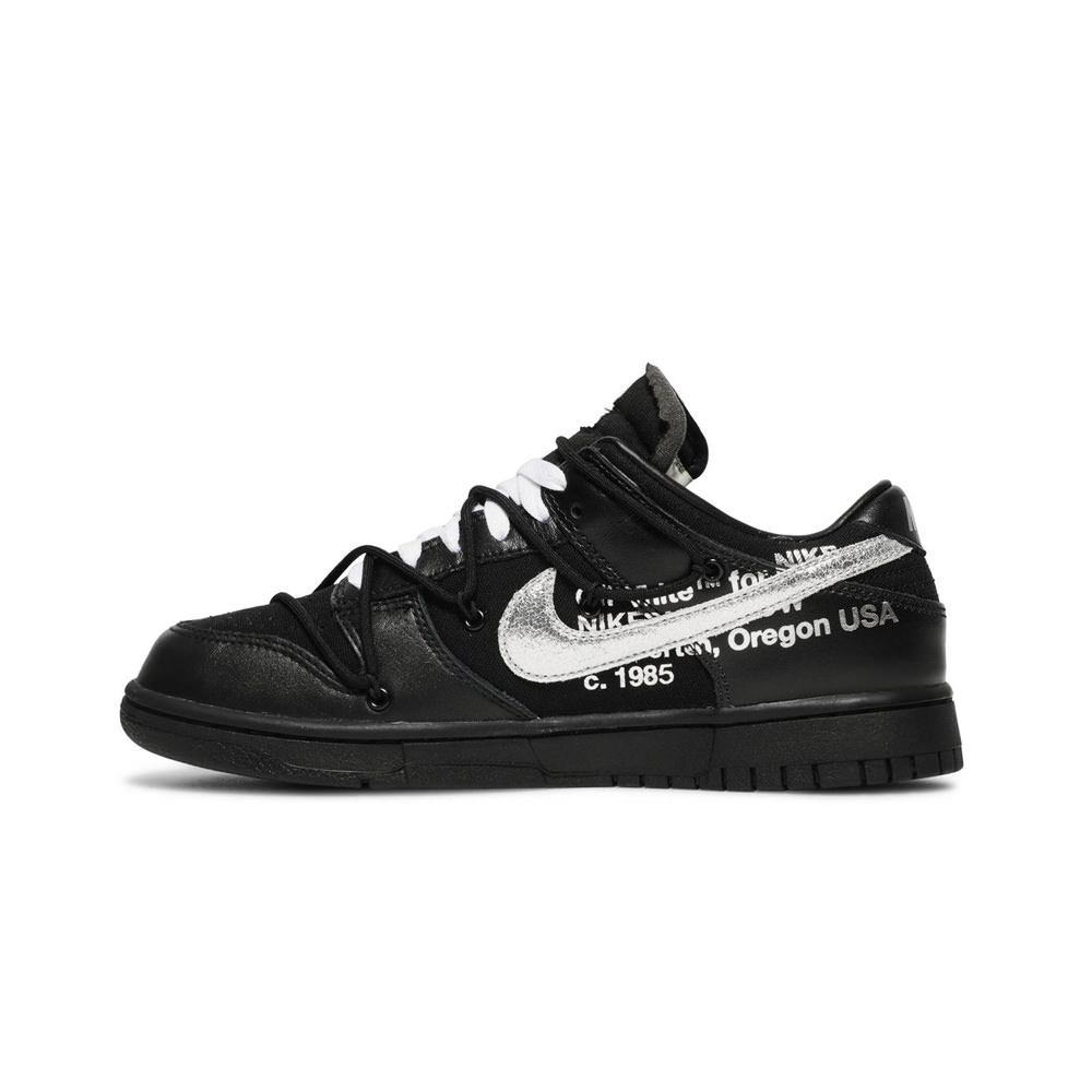 Nike Dunk Low Off-White Lot 50