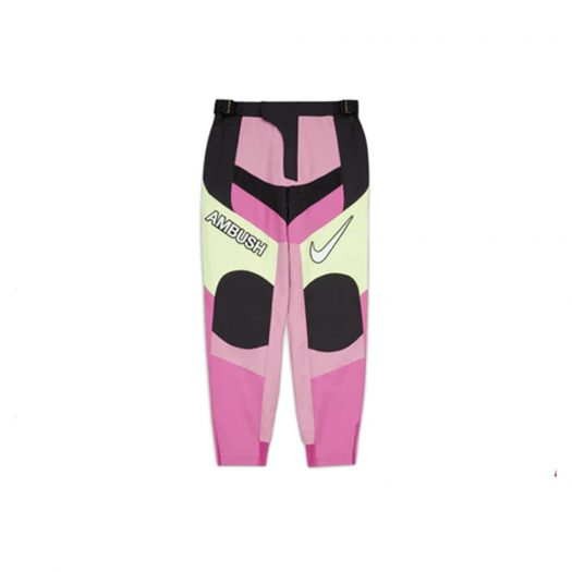 Nike x Ambush Motorcycle Pants Magic Flamingo/Black