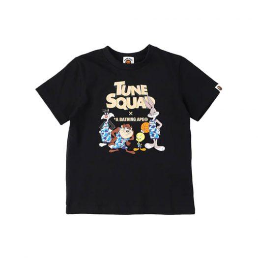 BAPE x Space Jam Tune Squad Tee Black
