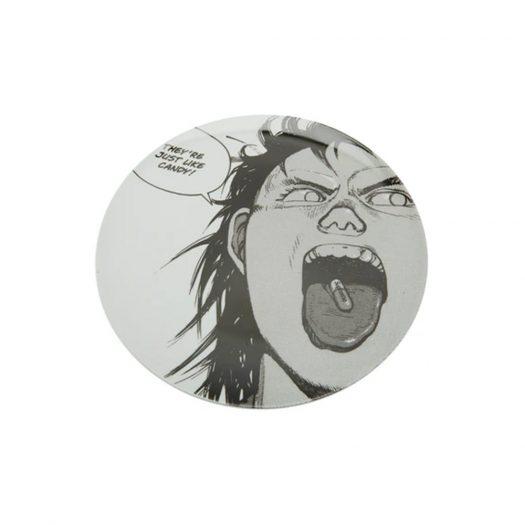 Supreme AKIRA Pill Ceramic Plate White