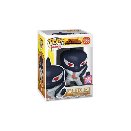 Funko Pop! Animation My Hero Academia Gang Orca 2021 Summer Convention Exclusive Figure #986
