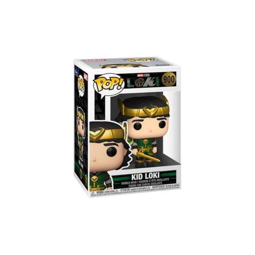 Funko Pop! Marvel Studios Loki Kid Loki Figure #900
