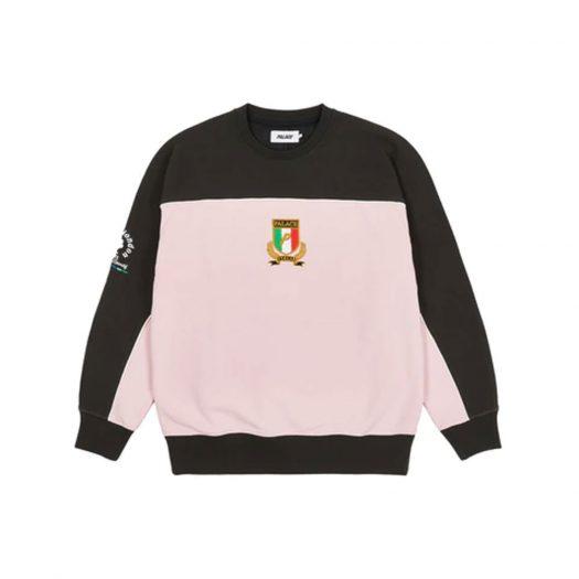 Palace Mumma Mia Crew Black/Pink