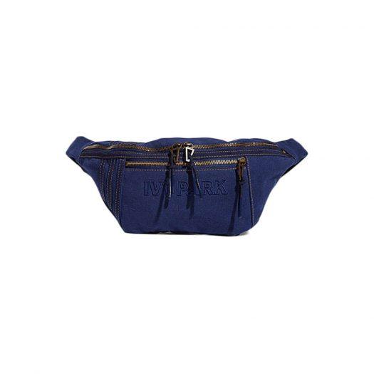 adidas Ivy Park Waist Bag Small Dark Blue