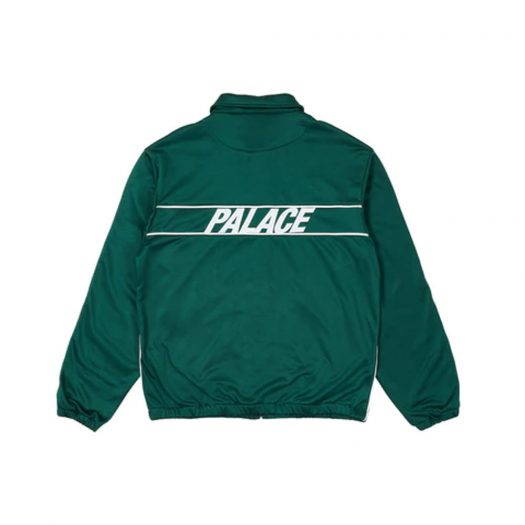 Palace Relax Track Top Green