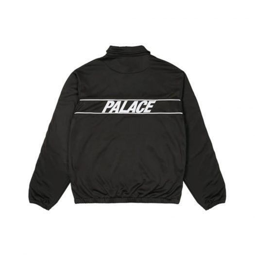 Palace Relax Track Top Black