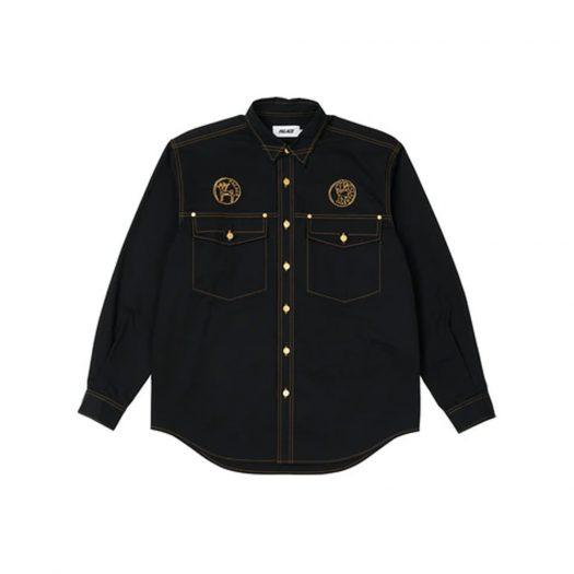 Palace Palasonic Shirt Black