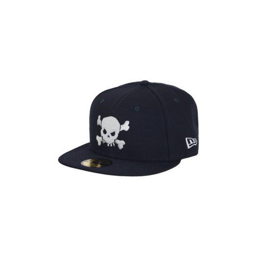 Supreme Skull New Era Navy