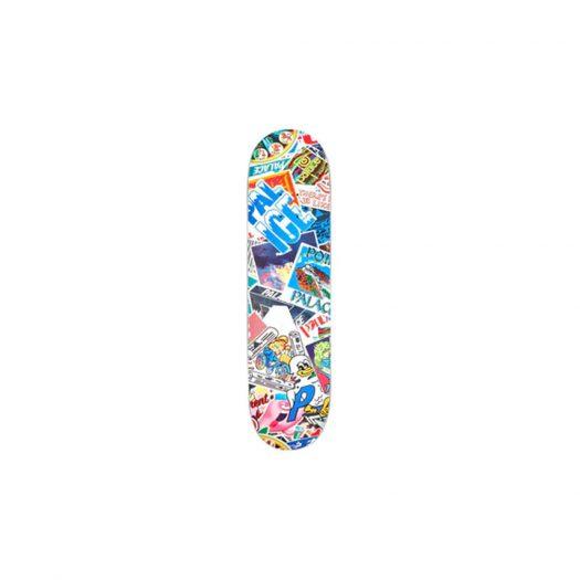 Palace Sticker Pack Slick 8.1 Skateboard Deck