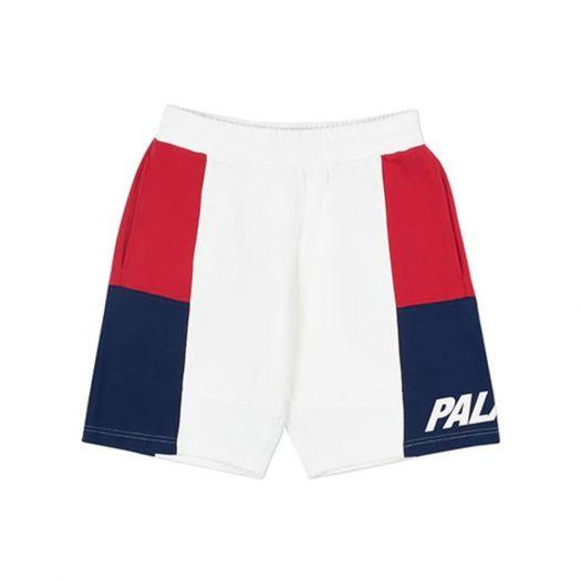 Palace S-Drop Shorts White