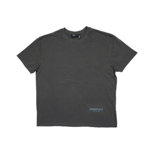 Fear of God Essentials Boxy T-shirt Black Ink