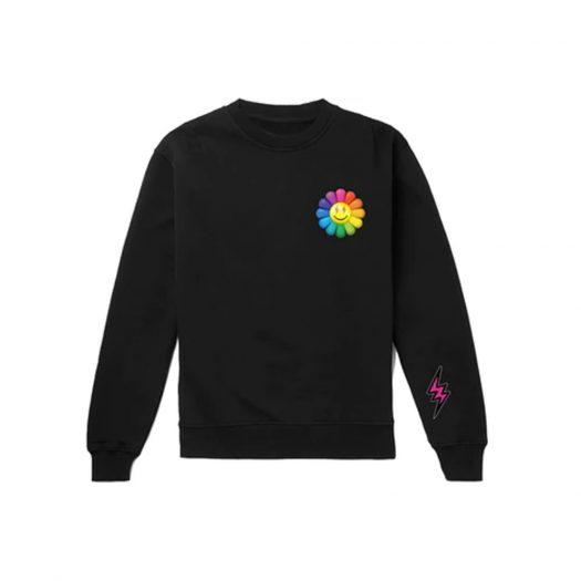 J Balvin x Takashi Murakami Album Sweatshirt Black