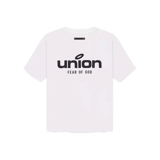 Fear of God x Union 30 Year Vintage Tee White