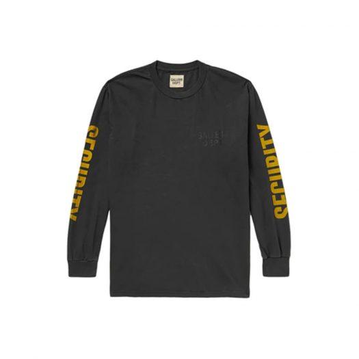 Gallery Dept. Security L/S T-shirt Black