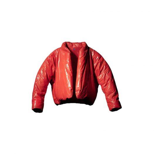Yeezy x Gap Round Jacket Red