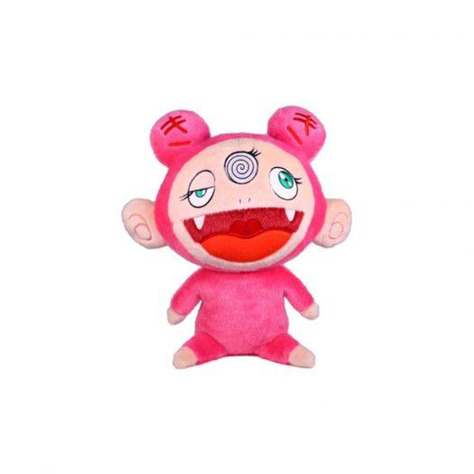 Takashi Murakami Kiki Small Plush Pink