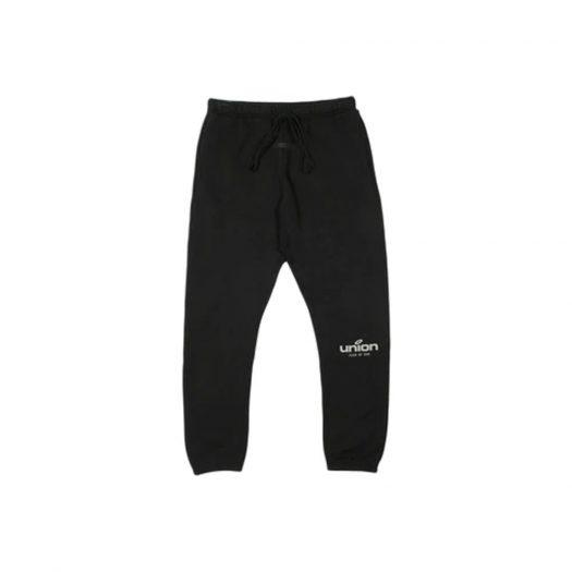 Fear of God x Union 30 Year Vintage Sweatpants Black