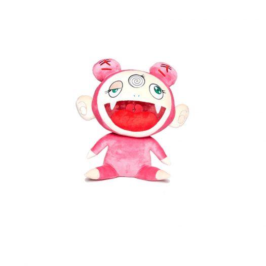 Takashi Murakami Kiki XL Plush Pink
