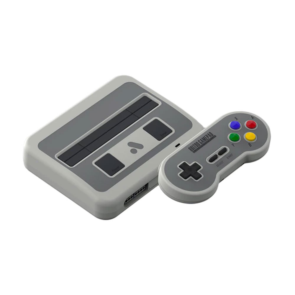 Analogue Super Nt SF Console Grey