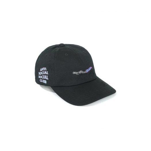 Anti Social Social Club x Hot Wheels Cap (FW19) Black