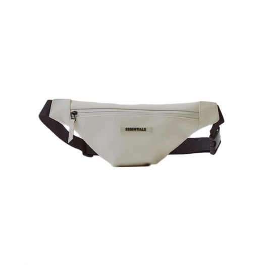 Fear of God Essentials Waterproof Sling Bag White