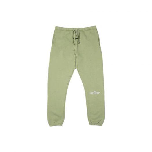 Fear of God x Union 30 Year Vintage Sweatpants Army