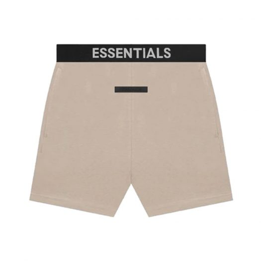 Fear of God Essentials Lounge Short Tan