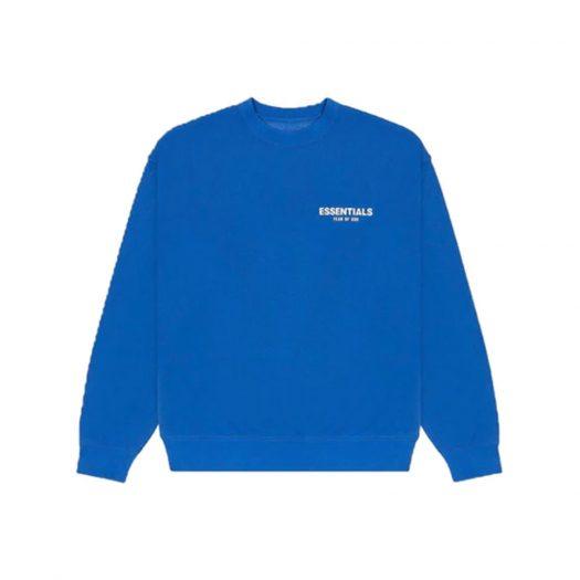 Fear of God Essentials x TMC Crenshaw Sweatshirt Blue