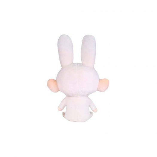 Takashi Murakami Kaikai Small Plush White