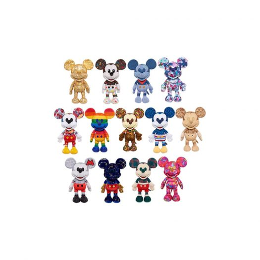 Disney Year of the Mouse Small Plush 13 Pack
